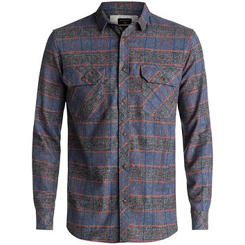 Quiksilver River Back Flannel Long Sleeve Shirt