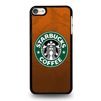 STARBUCKS iPod Touch 4 5 6 Case Cover