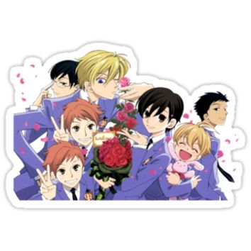 Ouran High School Host Club by DanielleIsBatma