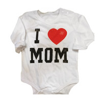 I Love Mom | Onesuits