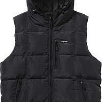 Supreme Iridescent Puffy Vest