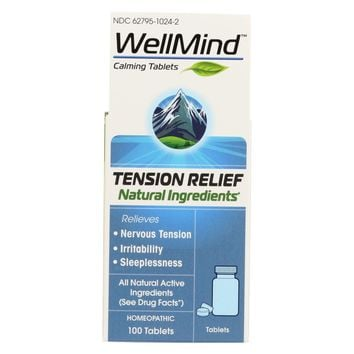 Wellmind Calming - 100 Tablets