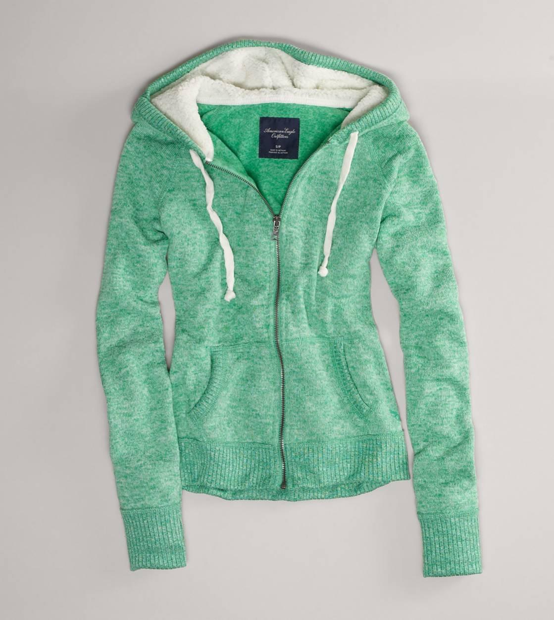 Ae Sweater Hoodie American Eagle From American Eagle