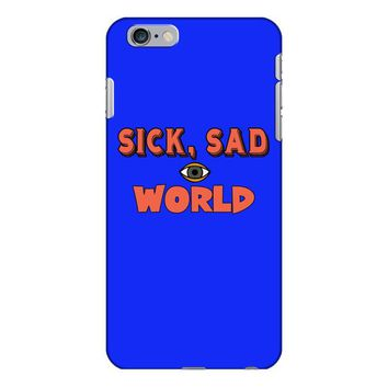 sick sad world iPhone 6/6s Plus Case