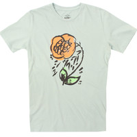 Altru Apparel California Poppy Tee (Medium Only)