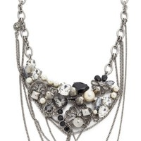 Statement Daisy Necklace