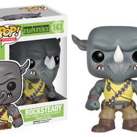 POP TV: TMNT – Rocksteady