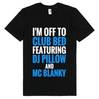 I'm Off To Club Bed Featuring Dj Pillow And Mc Blanky Value Fitted ...