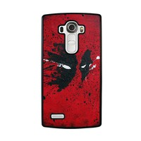 DEADPOOL ART LG G4 Case Cover