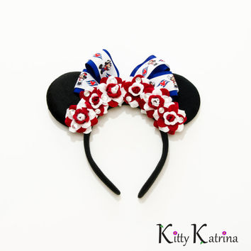Disney Cruise Mouse Ears Headband, Disney Cruise Line, Disney Bound, Disney Cruise Dress, Disney Ears, Mickey Mouse Ears, Disney Headband