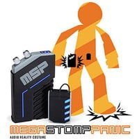 Mega Stomp Panic - Audio Reality Experience