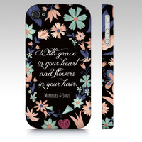 Mumford and Sons iPhone & Galaxy Case  Colorful by EverMorePrints