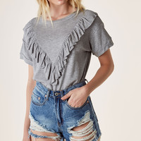 In Ruffle With You T-Shirt