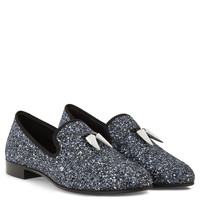 Spacey - Loafers - Grey | Giuseppe Zanotti - US