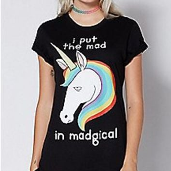 Cute But Weird T Shirt - My Little Pony - Spencer's