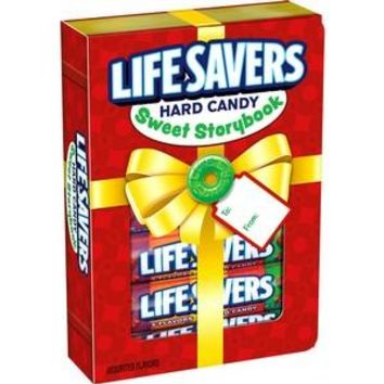 Life Savers Sweet Storybook Candy Book