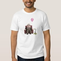 Carl from the Disney Pixar UP Movie Tshirt