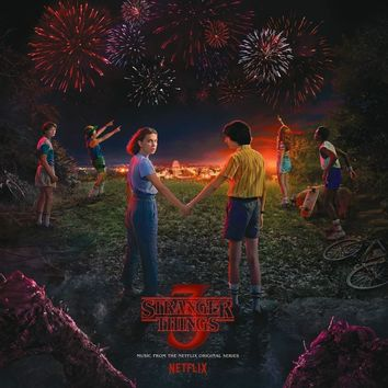 Stranger Things Season 3: Music From The Netflix Original Series (Soundtrack) [2LP+7'']