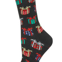 Women's Topshop Wrapped Gift Crew Socks