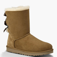 Ugg Bailey Bow Womens Boots Chestnut  In Sizes