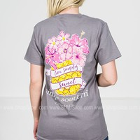 Live Simply Sweet | Grey | Simply Southern