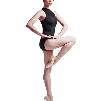 Braided High Neck Jozette Leotard MJ7177