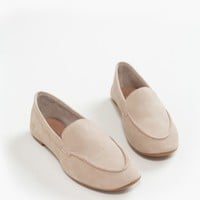 Seychelles Taupe Exploring Nubuck Loafers