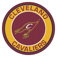 Cleveland Cavaliers NBA Roundel Mat
