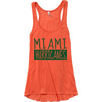 University of Miami Women's Tank Top