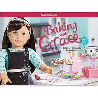 Baking With Grace ( American Girl) (Mixed media product)
