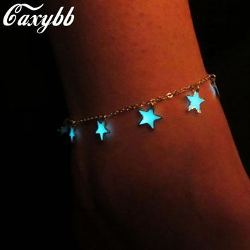 Luminous Love Glow In The Dark Bracelet