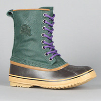 The 1964 Premium CVS Boot in Dark Green : Karmaloop.com - Global Concrete Culture