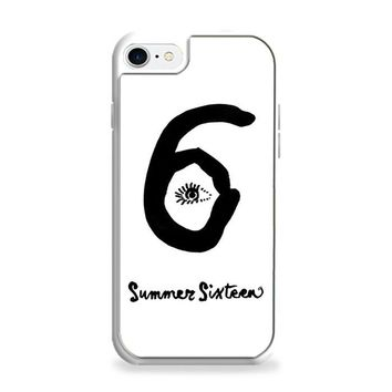 Drake Summer Sixteen Logo iPhone 6 | iPhone 6S Case