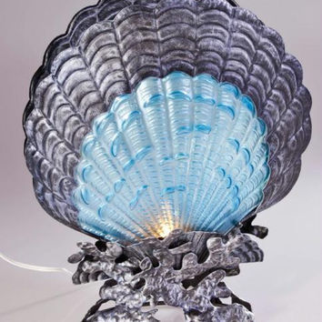 Decorative Lamp - Sea Shell
