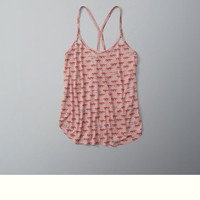 Cutout Sleep Cami