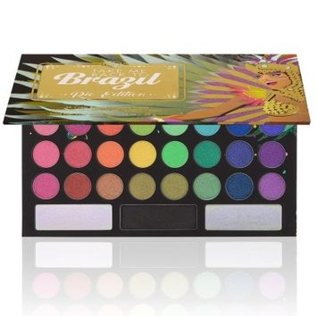 Take Me Back To Brazil Rio Edition Eyeshadow Palette | BH Cosmetics