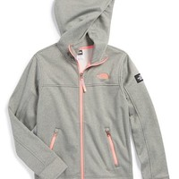The North Face Girl's 'Mayzie' UPF 50+ Water Resistant Full Zip Hoodie