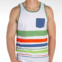 Lost Uneven Tank Top