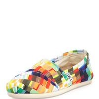 Paint-Print Slip-On, Multi