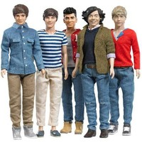 One Direction Collector Dolls