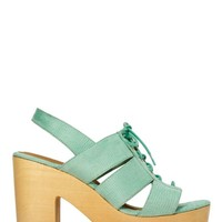 Shoe Cult Cybill Sandal - Mint