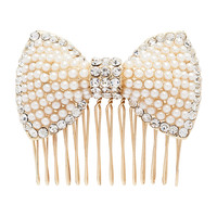 Annie Bow Comb - Forever New