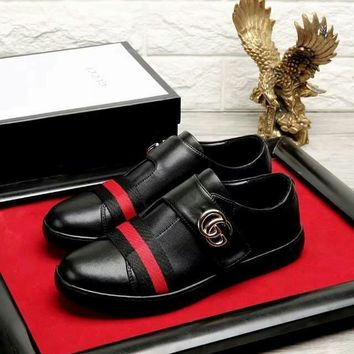 Gucci Fashion Casual Sneakers Sport Shoes-29