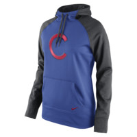 Nike Therma-FIT All-Time Pullover (MLB Cubs) Women's Training Hoodie