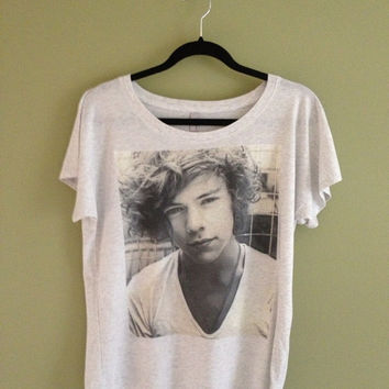 Harry Styles Selfie Shirt