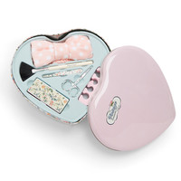 Girls Night Tin Heart - The Vintage Cosmetic Company
