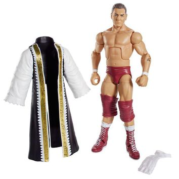 WWE Lord Steven Regal Action Figure Elite Series 45 Mattel Toy NEW