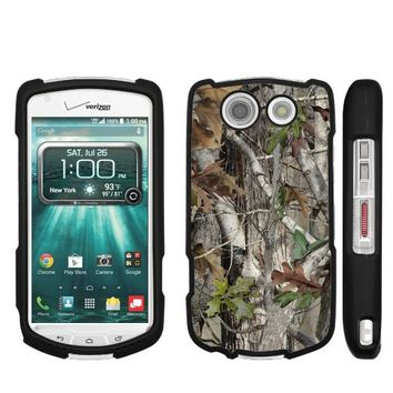 Spots8® for Kyocera Brigadier Slim Fit Case - The Fall of Leaf Design