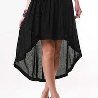 Scale Cut Skirt | Trendy Clothing at Pink Ice