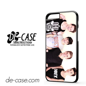 Jc Caylen Ricky Dillon Kian Lawley And Connor Franta DEAL-5839 Apple Phonecase Cover For Iphone 6 / 6S